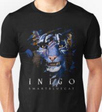 Inigo design (dark) Slim Fit T-Shirt
