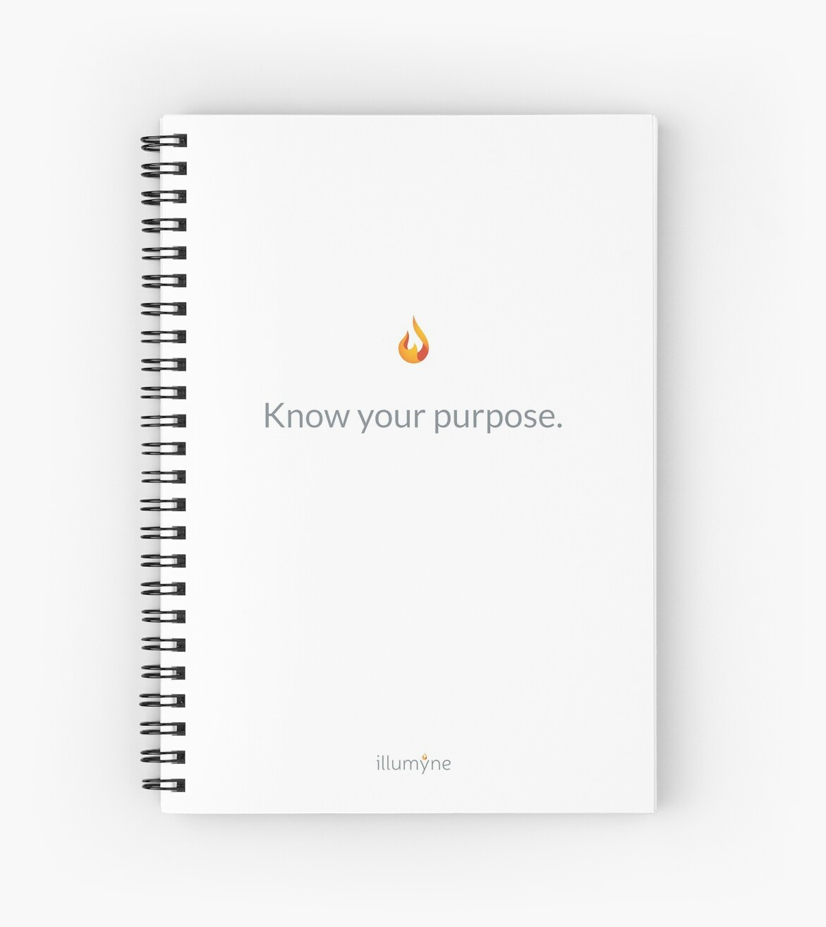 Purpose Notebook by Illumyne