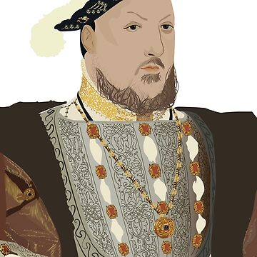 Henry VIII of England by vixfx
