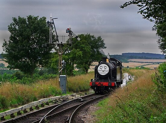"""""""Douglas"""" Approaches The Points by Colin  Williams Photography"""