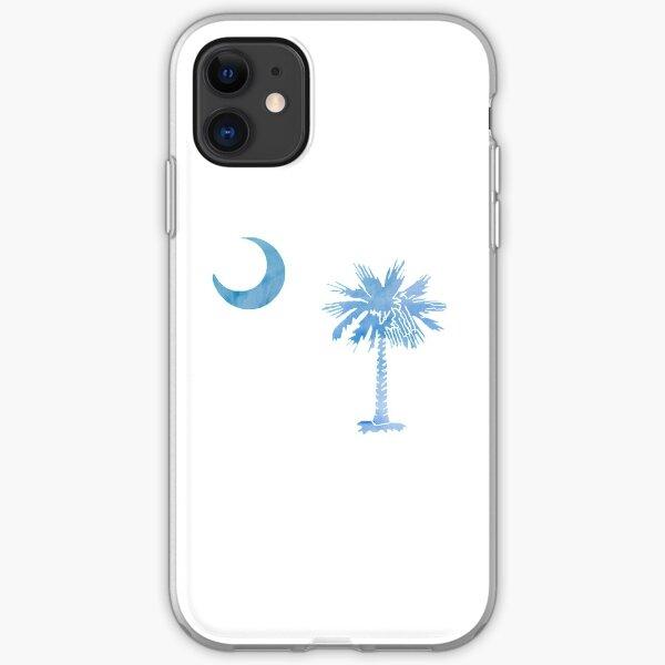 South Carolina Flag iPhone Soft Case
