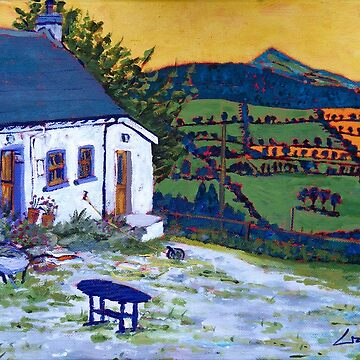Shillelagh Cottage, Wicklow by eolai
