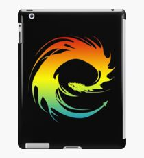 Colorful Eragon iPad Case/Skin