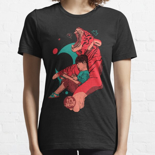 The Tiger and the Girl Essential T-Shirt