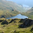 Small Water & Haweswater by mikebov