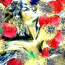 Rose Petal Mermaid by Carolyn Venditto
