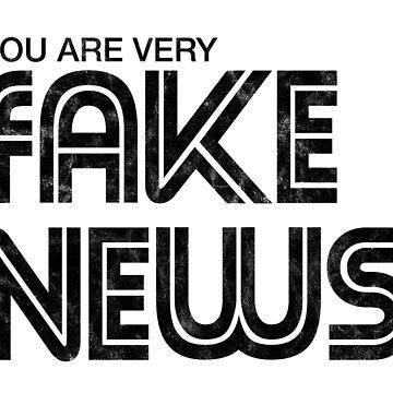 Very Fake News by FoniMoni