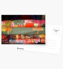 quilts Postcards