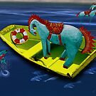 Sea Horse by Carolyn Venditto
