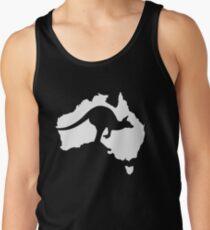 Australia kangaroo Tank Top