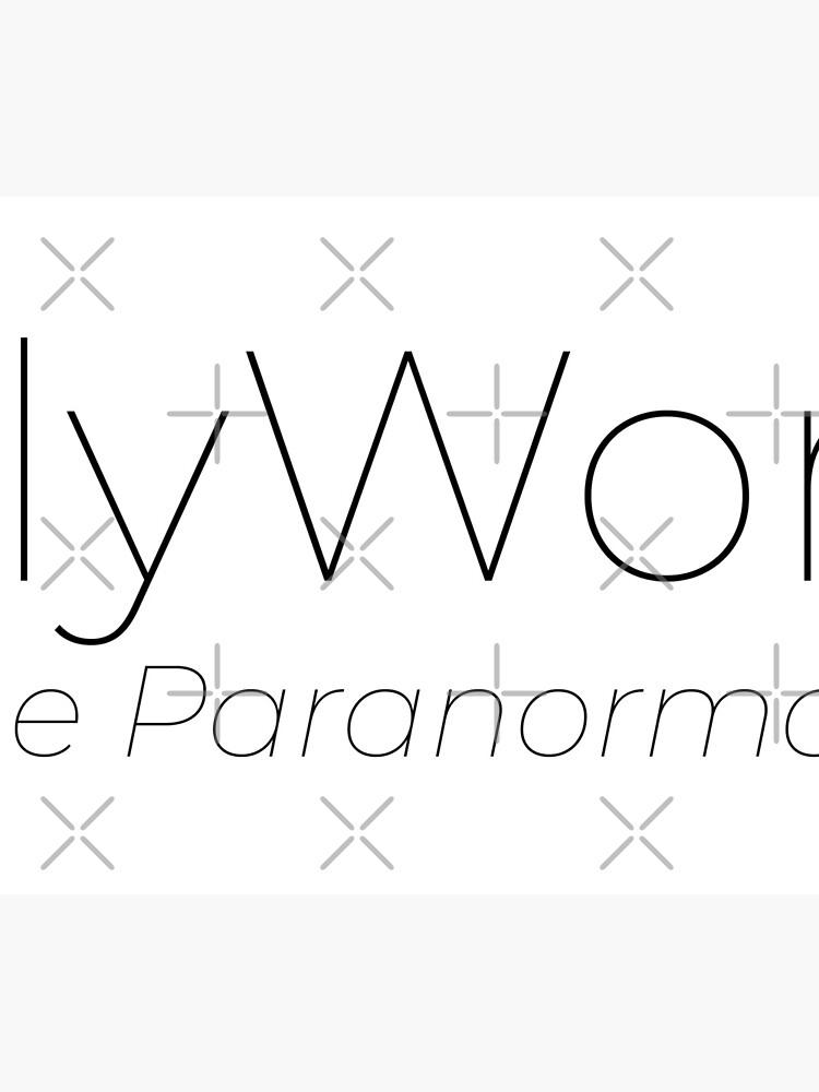GhostlyWorld.org Logo (Text Only) by GhostlyWorld