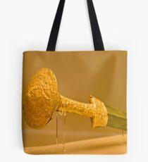 Golden Hilt Tote Bag