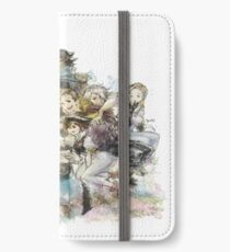 Octopath Traveler Character Fan Art iPhone Wallet/Case/Skin