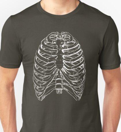 Skeleton Rib Cage T-Shirt