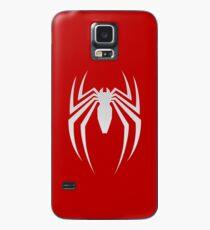 White Spider Case/Skin for Samsung Galaxy
