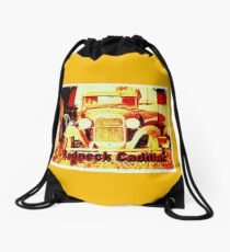REDNECK CADILLAC, Photo, for prints and products Drawstring Bag