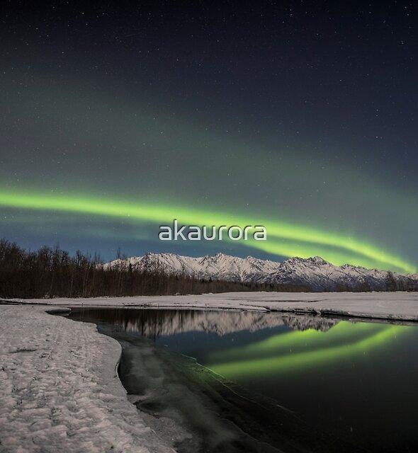 Aurora Borealis ~ Arcs by akaurora