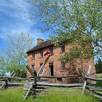 The Stone House at Manassas by lookherelucy
