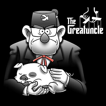 The Greatuncle by trheewood