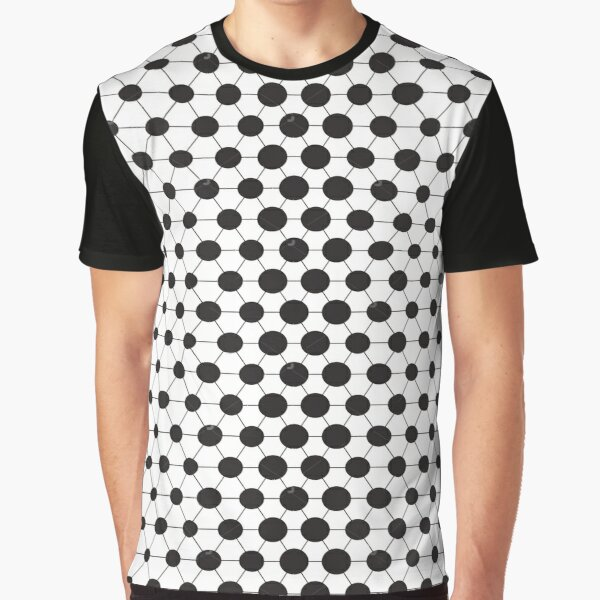 #Pattern, #design, #tracery, #weave, #structure, #framework, #composition, #frame, #texture Graphic T-Shirt