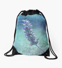 Of Love and Lavender  Drawstring Bag