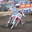 motocross by Heather Mudge