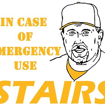 Emergency Stairs by LetsGoOakland
