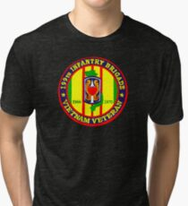 199th Infantry - Vietnam Veteran Tri-blend T-Shirt