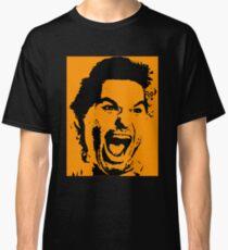 Jack Burton Scream Face 2 Classic T-Shirt