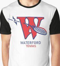 Waterford Tennis Team Graphic T-Shirt