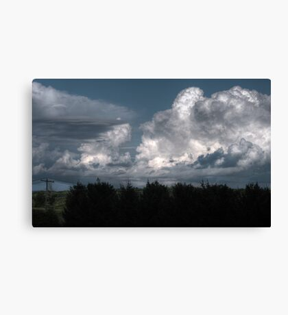 Breathtaking Cloudscape Canvas Print