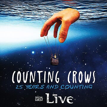 Counting Crows by merrycharm