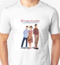 Sechzehn Kerzen Unisex T-Shirt