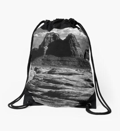 Hard Country Drawstring Bag