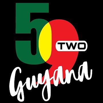 Guyana 592 by identiti