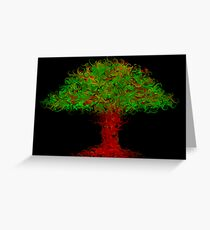 Dreamer's Tree Greeting Card