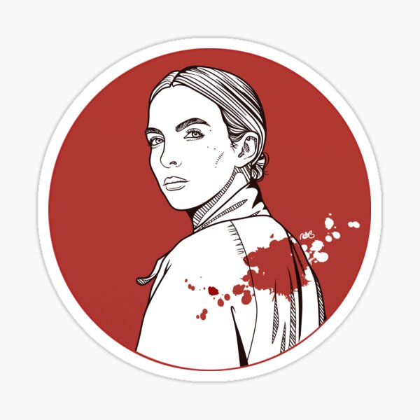 Villanelle - Killing Eve Sticker