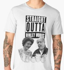 Straight Outta Keeping Up Appearances Men's Premium T-Shirt