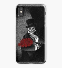 The Mourner iPhone Case/Skin