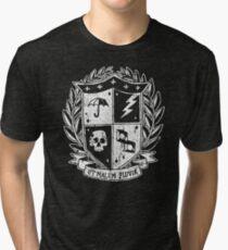 Regenschirm Akademie Crest Vintage T-Shirt