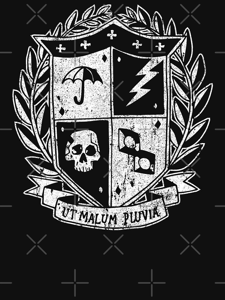 Umbrella Academy Crest by huckblade