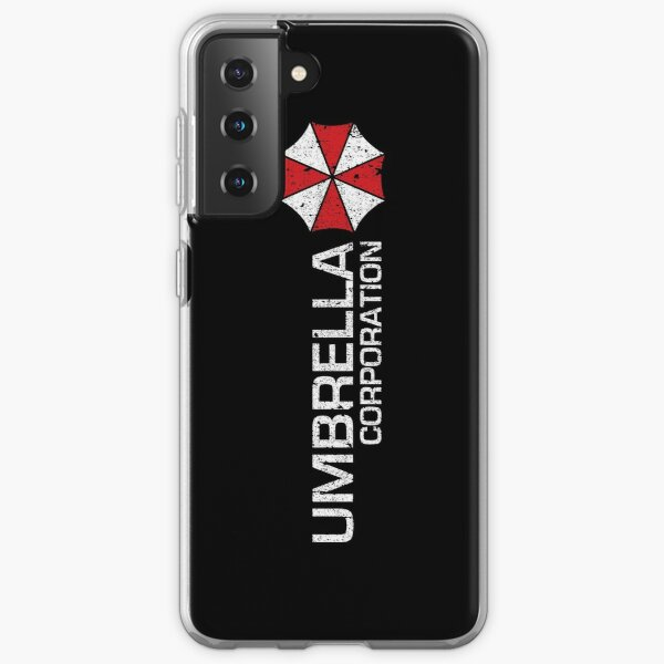 Umbrella Corporation Samsung Galaxy Soft Case