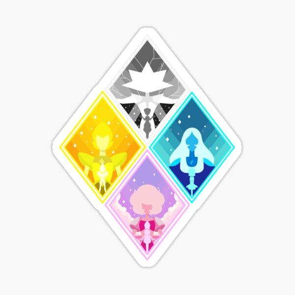 La gran autoridad del diamante Pegatina