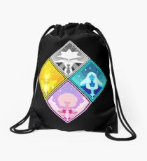 The Great Diamond Authority  Drawstring Bag