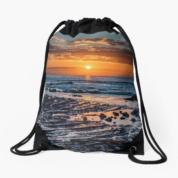 Sonnenaufgang über dem Ozean Turnbeutel