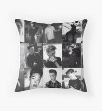 wdw wb Throw Pillow