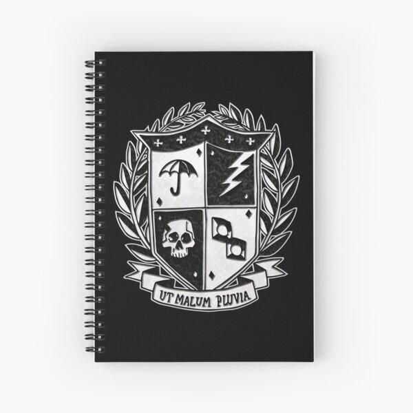 Umbrella Academy Crest (variante) Cuaderno de espiral