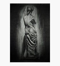 Woman Statue Photographic Print