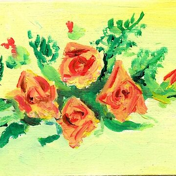 flowers minitures by OutlawArt