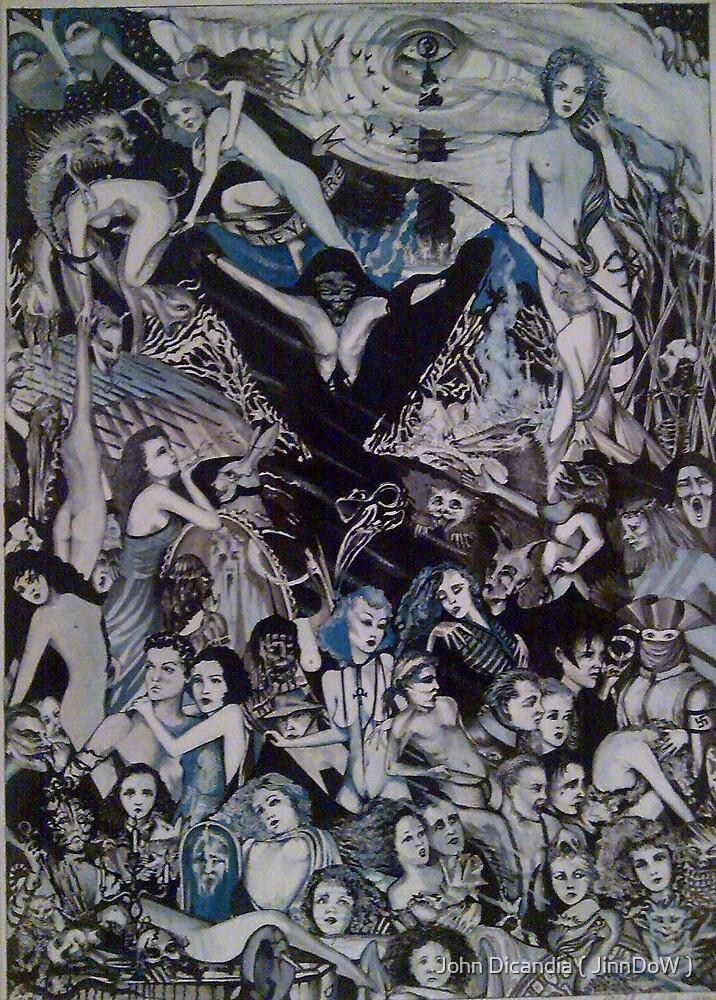 Walpurgis Night  ( Full Version ) by John Dicandia ( JinnDoW )